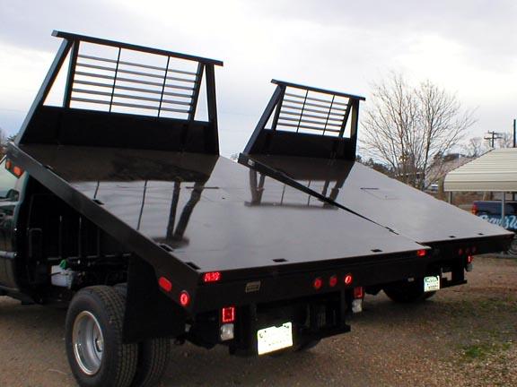 Foot flat dump westernstyle headboard harsh 10 ton power up